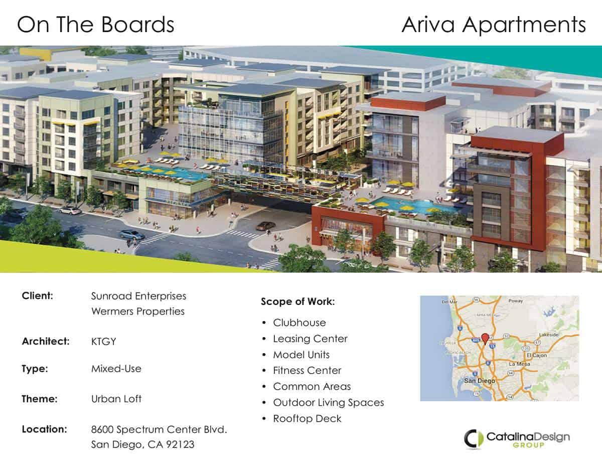 Ariva Apartments San Diego