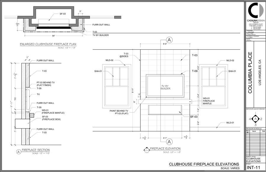 Residential design construction documents and drawings for Residential building drawings download