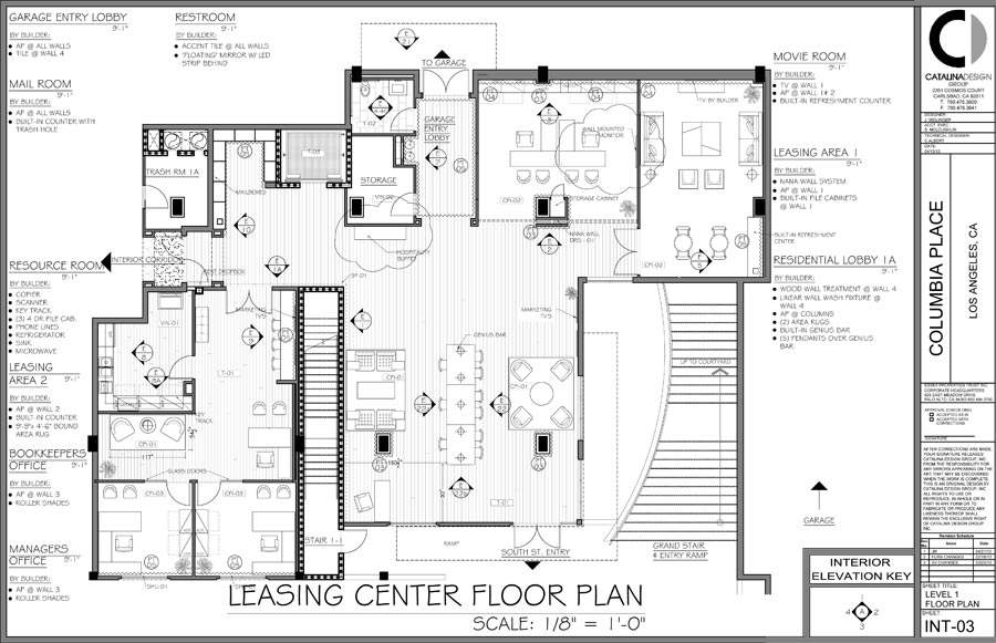 Residential design construction documents and drawings for Construction plan drawing
