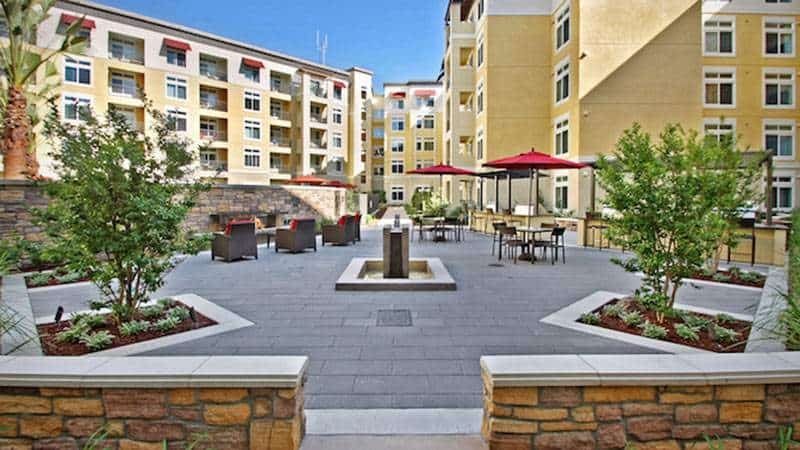 Hot trends in multi family housing amenities outdoor for Multi family living
