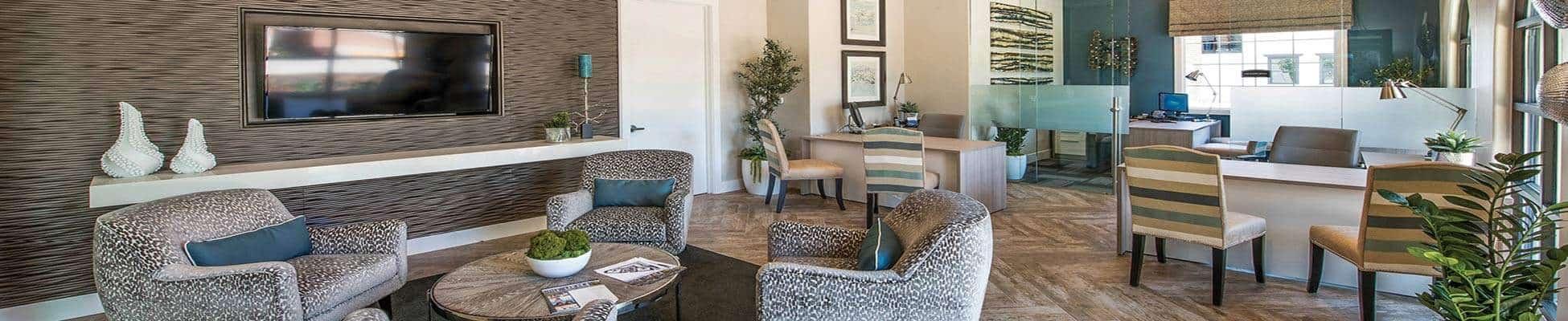 Senior Living Commercial Interior Design Services