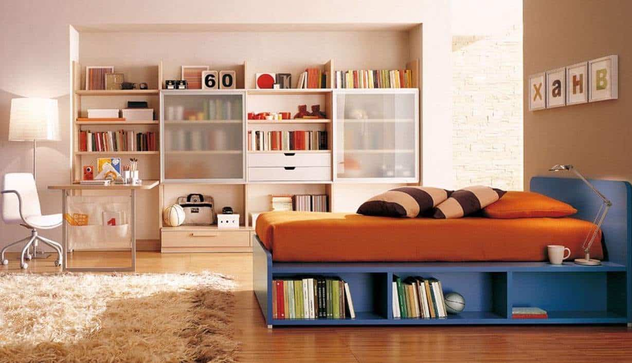 model design for kids room