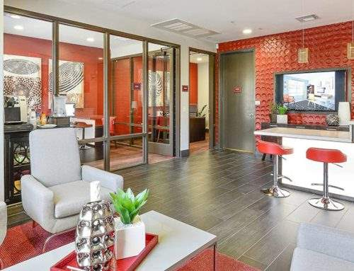 Multi-Family Design Trends for the Leasing Office and Lobby