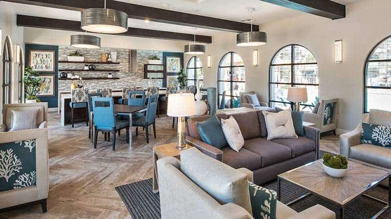 Design Trends For Senior Living Common Areas Catalina Design Group