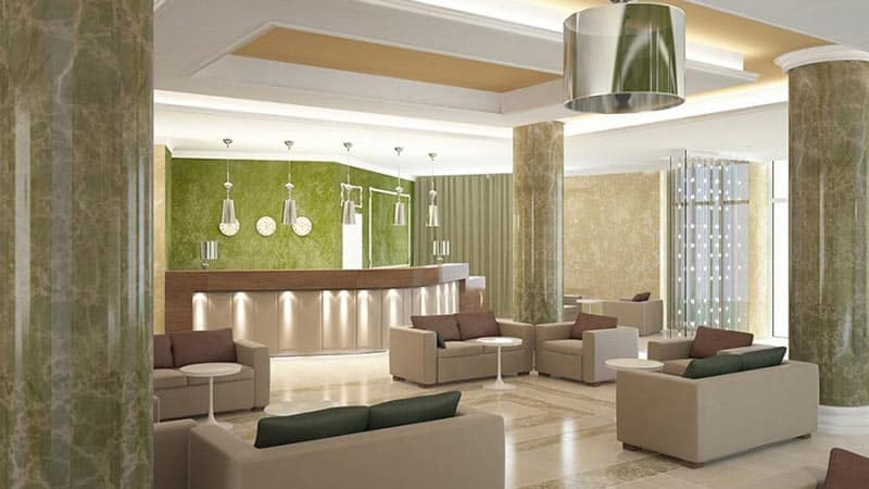 Multi family design trends for the clubhouse catalina for Hotel decor trends 2016